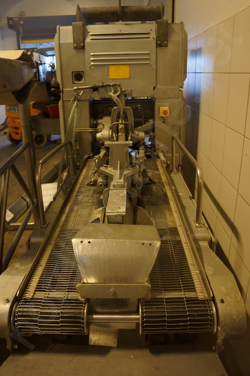 Baader 189 Filleting machine for whitefish