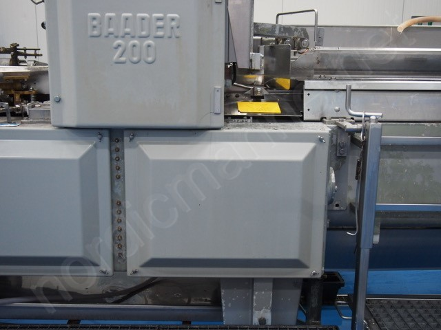 Baader 200 Filleting machine for salmon species