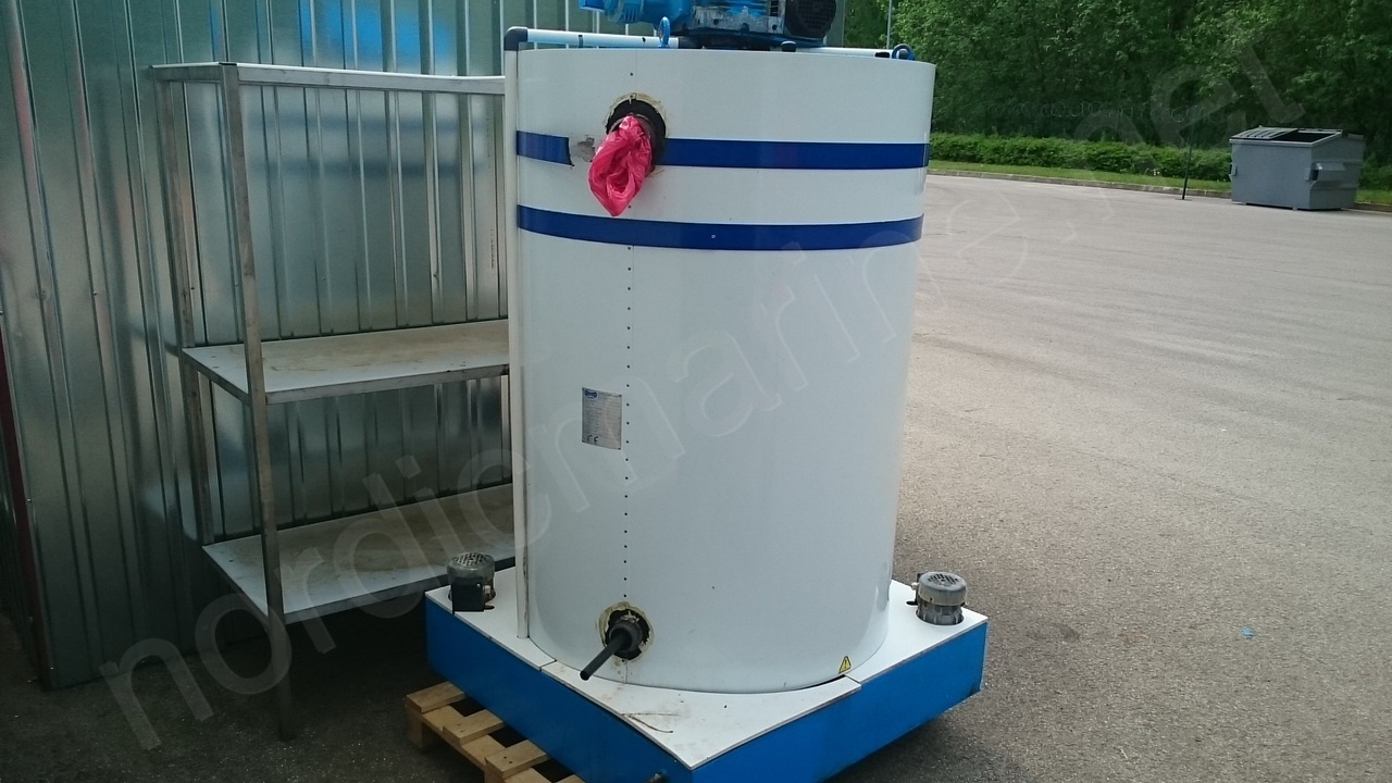 Geneglace Ice-maker F 600 SBF NH3