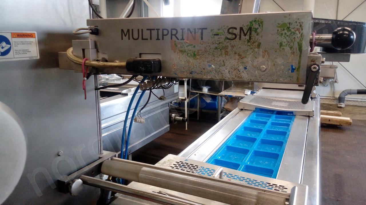 Multivac R 145 Thermoforming packaging machine