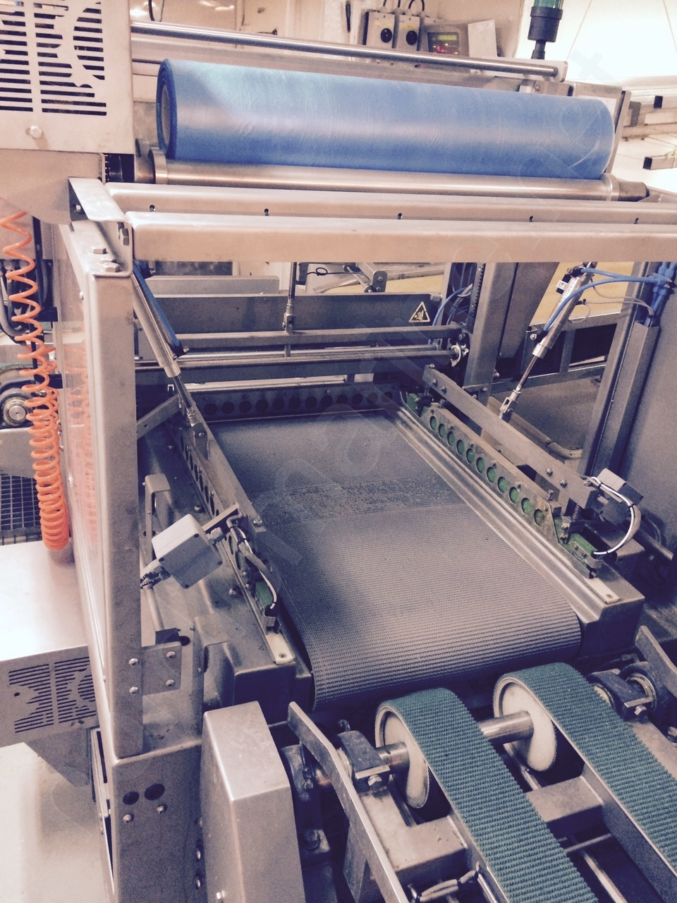 AFAK Packaging line for fish blocks